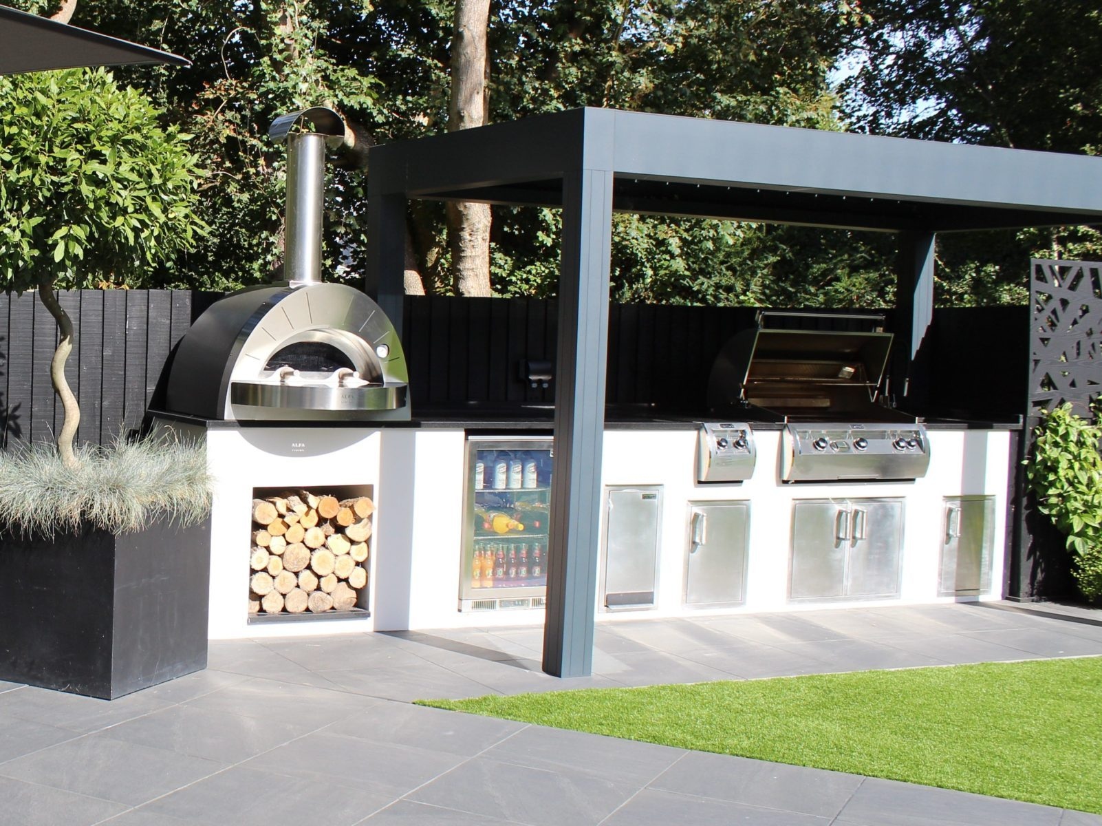 outdoor-kitchen-and-firemagic-project-epping